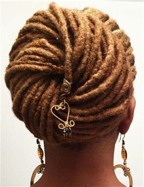 Wedding Hair Accessories For Dreadlocks by 1000 Images About Hair Jewelry For Locs Dreadlock