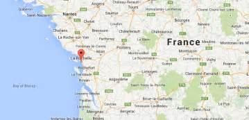 La Rochelle France Map by La Rochelle France Map Port Of Call Cruise Discounts From