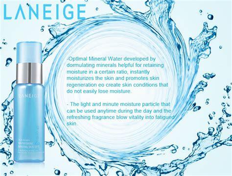 Laneige Water Bank Mineral Skin Mist 60ml 1 laneige korean cosmetic water bank mineral skin mist toner 60ml 1ea ebay