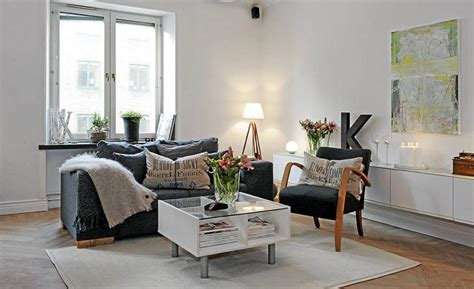 small apartment living room design ideas gjennomf 248 rt og r 248 ff leilighet p 229 42 kvadratmeter tema
