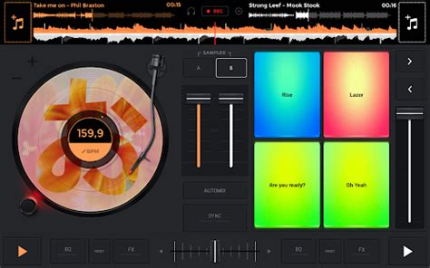 edjing full version pc edjing mix dj music mixer app report on mobile action