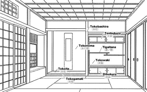 house structure parts names what are traditional japanese houses called christmas