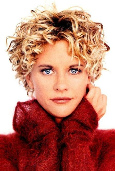 Does Meg Ryan Have Naturally Curly Hair | meg ryan ryan o neal and television on pinterest