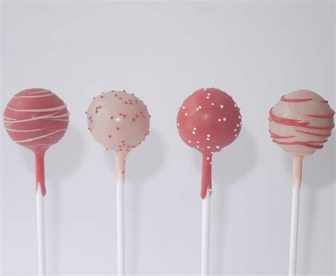 cake pops valentines day s day cake pops by the cake pop company