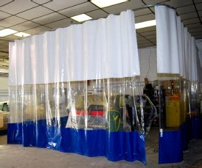 paint booth curtain walls spray booth curtains paint booth curtains curtain walls