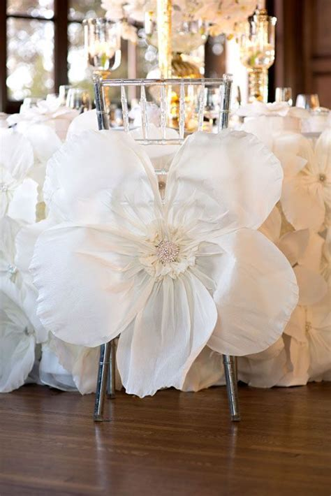 Paper Wedding Decorations by Colorful Paper Flowers Wedding Reception D 233 Cor Ideas
