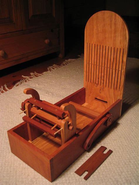 century tape loom finewoodworking