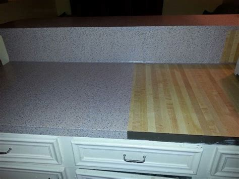 faux granite contact paper to cover countertops