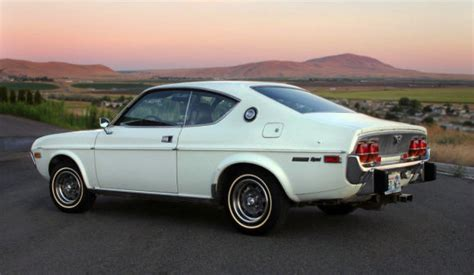 mazda rx 4 for sale rotary 1974 mazda rx 4 4 speed bring a trailer