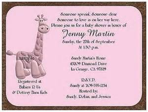 tips on personalizing discount baby shower invitations