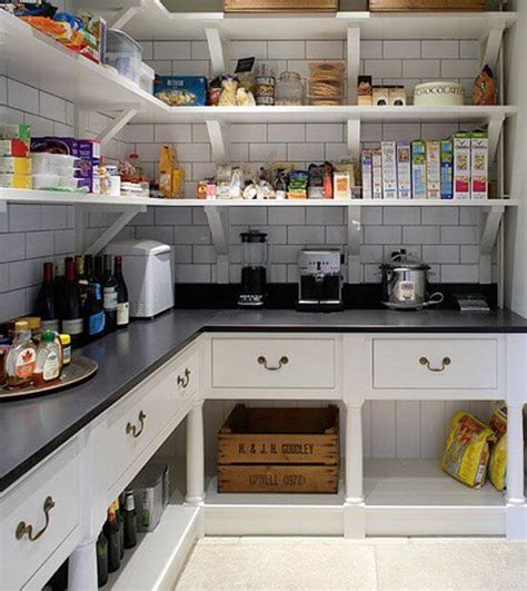 The butler s pantry