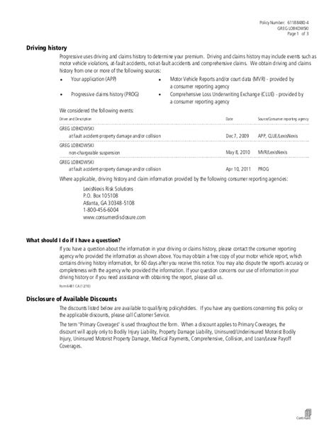 Motorcycle Insurance Cancellation Letter Progressive Insurance Cancellation Car Insurance In Minnesota