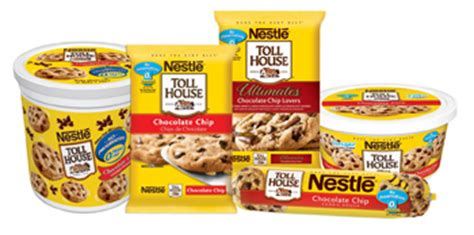nestle toll house cookie dough tub nestle toll house chocolate chip cookie dough got smaller