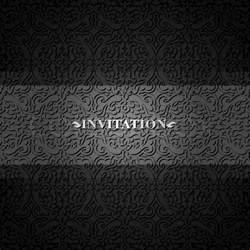 vintage black background creative modern design