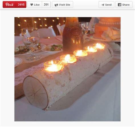 candele originali centrotavola con candele 3 idee originali da