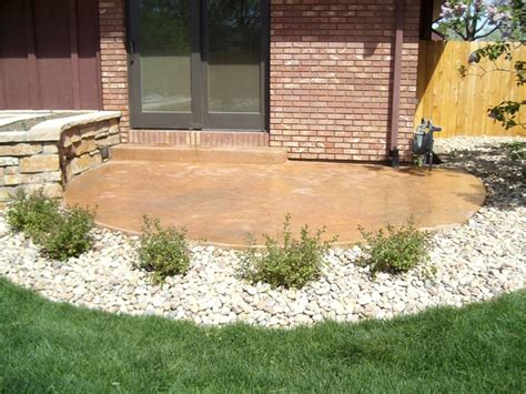 For Patios patios firmfoundationsconcrete