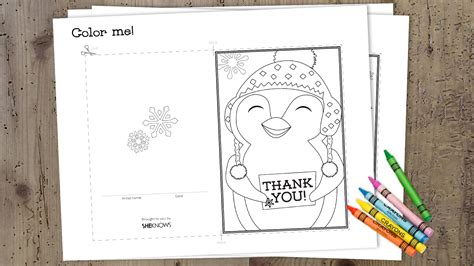 printable color in thank you cards free coloring pages of thank you note cards