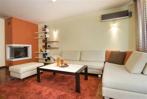 orange living rooms best living room colors for 2018