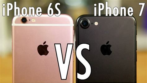 apple iphone 7 vs iphone 6s 4 reasons to upgrade and 3 reasons against pocketnow