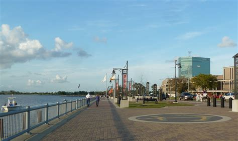 lakefront boardwalk lake charles la lou we re not