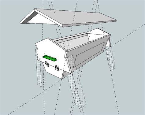 kenyan top bar hive plans computer controlled machining john rees mit fab academy 2013