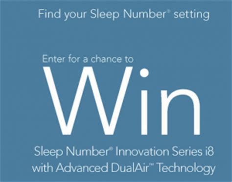sleep number bed discounts sleep number fall 2013 sweepstakes win a queen sleep