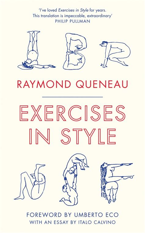 exercises in style alma books