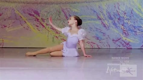 dance moms maddie ziegler cry dance mom maddie ziegler solo cry youtube