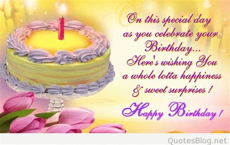 Happy Birthday Blessing Quotes Happy Birthday Quotes And Wishes Cards Pictures
