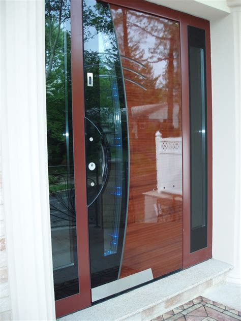 High End Exterior Interior Doors Queens Ny Modern High End Exterior Doors