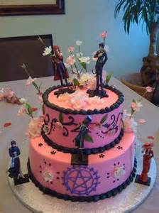 Japanese Themed Party Decorations - black butler cake on pinterest sailor moon cakes black butler funny and black butler anime