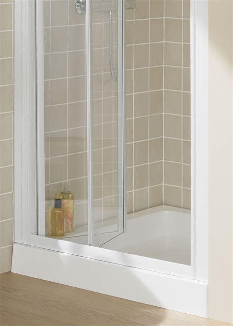 Bi Fold Shower Doors Frameless Semi Frameless Bi Fold Door Shower Enclosures Lakes Bathroom