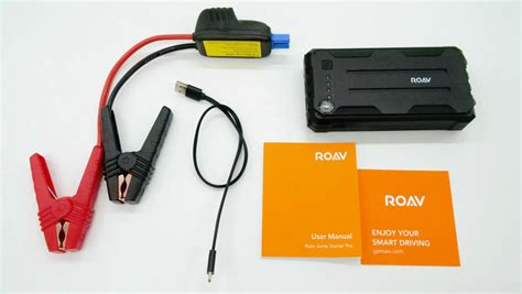 anker jump starter pro 大容量電流でバッテリー上がりの車もスマホも充電できるモバイルバッテリー anker roav ジャンプスターター