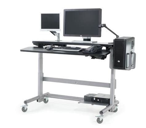 Anthro Sit Stand Desk with Standing Desk Guide Measurements Exles And Benefits