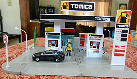 Tomica Town Station tomica town my plarail depot