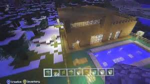 Minecraft House Design Ideas Xbox 360 by Minecraft Xbox 360 5 Cool House Designs Youtube