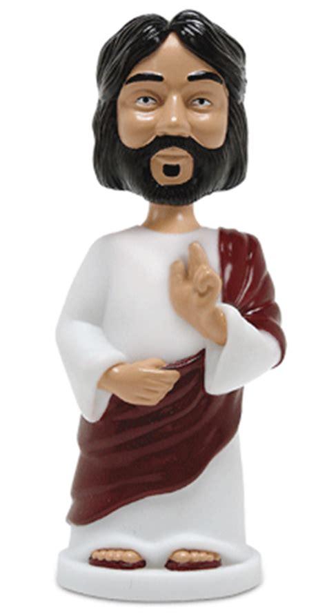 bobblehead jesus doll jesus bobble doll