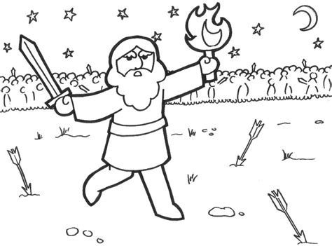 coloring page abraham and lot abraham rescues lot coloring pages murderthestout