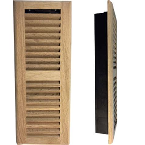 Floor Register 4 X 12 by Wood Floor Vent 4 X 12 Floor Register
