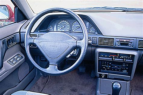 old car repair manuals 1999 mazda protege interior lighting 1990 94 mazda protege consumer guide auto