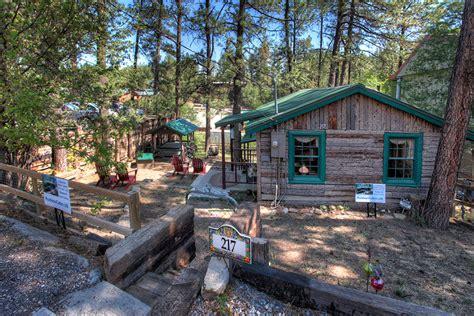 Ruidoso Lodge Cabins by Ruidoso Cabin Retro On The River Ruidoso New Mexico