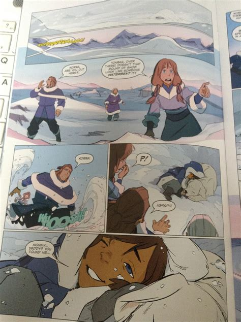 the legend of korra turf wars part two books korra free comic 2016 quot friends for quot scans and review