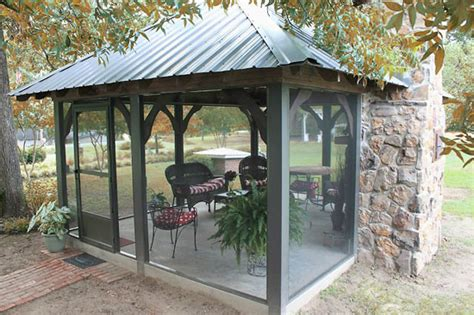 screen enclosures provide outdoor opportunities for indoor