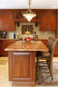 cherry kitchen island 476 best kitchen islands images on pictures of