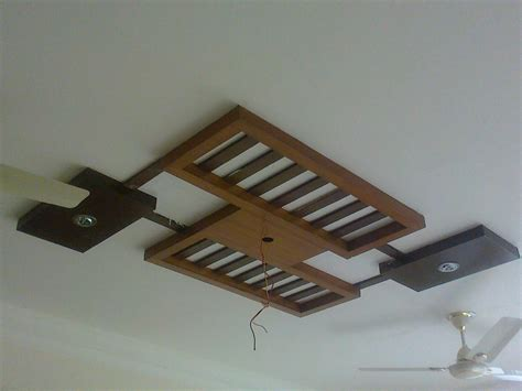 Wooden False Ceiling Pop Designs On Roof For Drawing Room