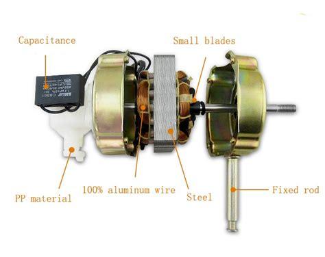 stand fan parts ac220v electric fan parts stand fan motor high speed motor