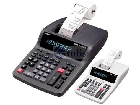 Casio Printing Calculator Dr 140tm dr calculator