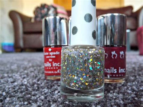Miss Becca Beauty Christmas Nail Polishes Blogmas Day 14