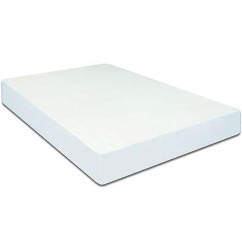 Spa Sensations Memory Foam Mattress Spa Sensations 8 Inch Mattress With Memory Foam Walmart Ca