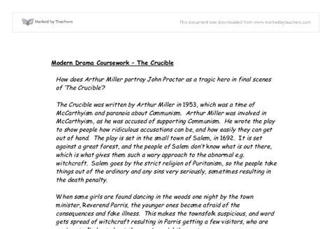 Proctor Tragic Essay by Proctor Tragic Essay Proctor Tragic Essay Quotations Proctor